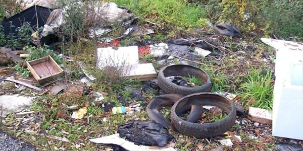 Marco Sperandio - L'abbandono illecito dei rifiuti